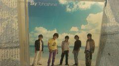 激レア!☆東方神起/SKy☆初回限定盤/CD+DVD(offShotmovie)☆美品!