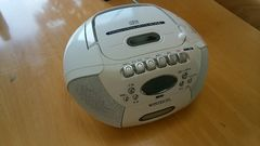 WINTECH−CDカセットレコーダー、新品未開封(送料無料)