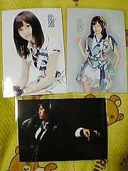 送込前田敦子「リクエストアワー(AX)2011」DVD生写真コンプ