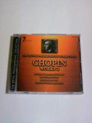 ■ショパンワークス2/ロイヤルフィルハーモニー管弦楽団■クラシック幻想即興曲、夜想曲他