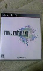 PS3ファイナルファンタジー�]�V中古ソフト