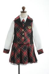 アイドル☆スーツ 130 結婚式 パーティー 七五三 フォーマル