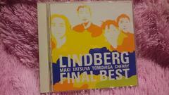 LINDBERG「FINAL BEST」ベスト/2枚組