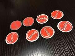 RED レッド ステッカー8枚セット!