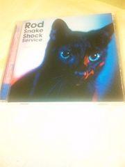 CD,浅井健一 Rod Snake Shock Service