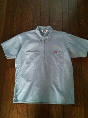 ベンディビス  BEN-DAVS   ワークシャツ USA製