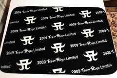 浜崎あゆみ 2009Team ayu Limitedライブ フリースブランケット