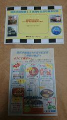 総武本線120周年記念号 乗車記念 グッズ 鉄道 限定品