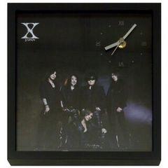 X JAPAN壁掛け時計クロッククジ グッズ Yoshiki hide