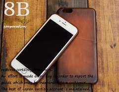 ◆あぶり系 牛本革 iPhoneケース6PLUS.7.7PLUS◆b58