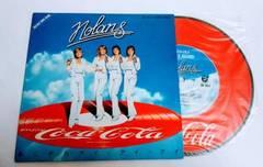 ノーランズ コカ・コーラ応募懸賞用 非売品  ピクチャーレコード
