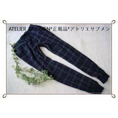 新品*ATELIER SAB MEN/50(L)正規品パンツ*アトリエサブメン