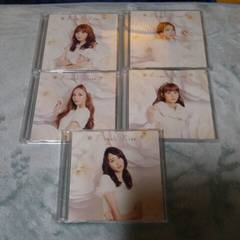 KARA フレンチキス/ストア限定全メンバー5枚セット/美品