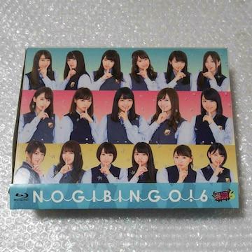 [Blu-ray] NOGIBINGO!6 ノキビンゴ6 乃木坂46