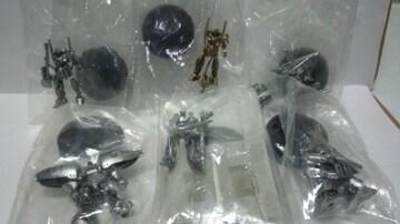 バンダイ ガンダム ミニフィギュアセレクション1 復刻版 14種類セット