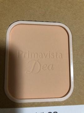 新品 プリマヴィスタディア 肌色トーンアップパウダーファンデ3