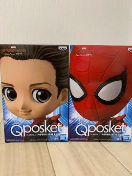 Qposket スパイダーマン 全二種セット