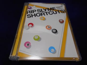 【DVD】RIP SLYME/SHORTCUTS!
