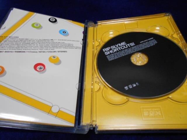 【DVD】RIP SLYME/SHORTCUTS! < タレントグッズの
