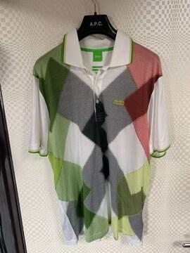 ヒューゴボス 半袖ポロシャツ X L