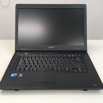 東芝 DynaBook Core i5@2.67Ghz SSD テレワーク