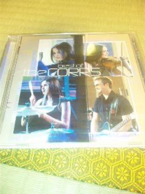 CORRS ザ.ベスト.オブ.ザ.コアーズ 帯なし  < CD/DVD/ビデオの