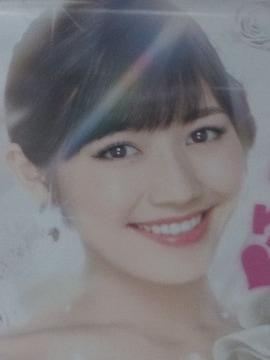【パチンコ AKB48〜バラの儀式 まゆゆversion】非売品ポスター