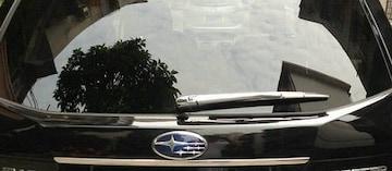 スバル メッキ リアワイパー カバー フォレスター SJ5 SJG