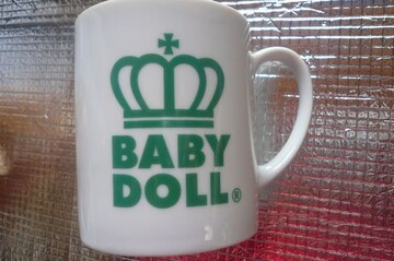 BABYDOLLベビードールマグカップ 新品