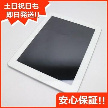 ●美品●iPad第3世代Wi-Fi16GB ホワイト●