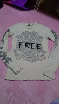 2bfreeパリス愛用セレブ愛用ロングTシャツ長袖セレカジ