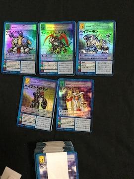 デジタルモンスターカードゲームブースター8……23セット