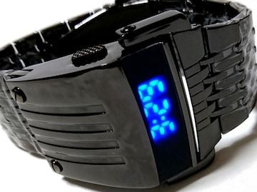 【新品・未使用 】Geekthink かなりゴツい フルメタル腕時計