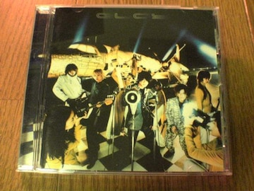 GLAY CD ONE LOVE