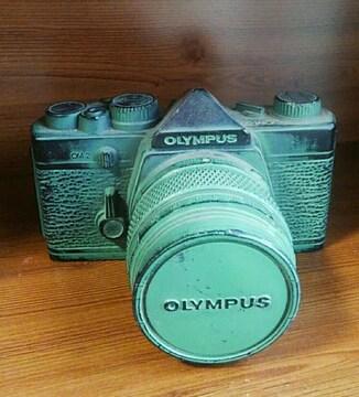 1978 レトロ 新宿西口 ヨドバシカメラ オリンパス OM2型 貯金箱 贈呈品