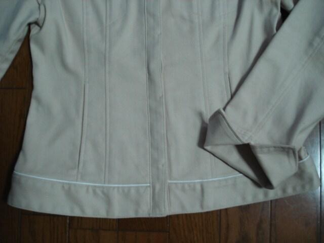 ★キャサリンロス 大人カジュアル デニム風ジャケット★最終! < ブランドの