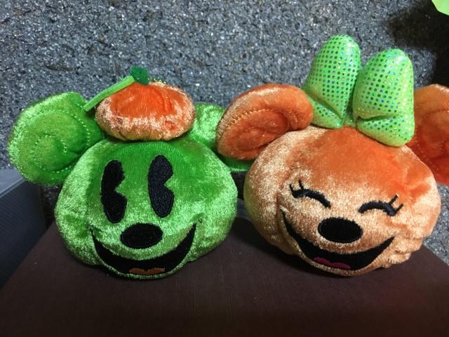 ☆TDR30周年☆かぼちゃミッキー&ミニー☆ぬいば☆  < おもちゃの