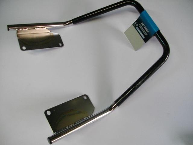 (9001)ZRX400ZRX400�Uデイトナタンデムバーメッキ < 自動車/バイク