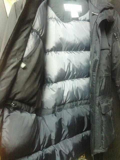 Columbia  ダウンジャケットコロンビア防寒日本サイズL位 < 男性ファッションの