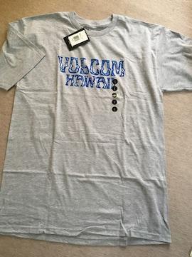 VOLCOM*半袖Tシャツ/メンズ*L、新品タグ付き