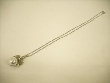 ★アンティークシルバーのネックレスです