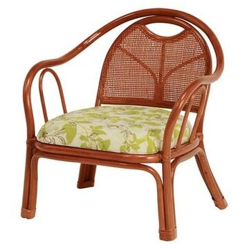 籐楽々座椅子 RZ-252(3個セット)