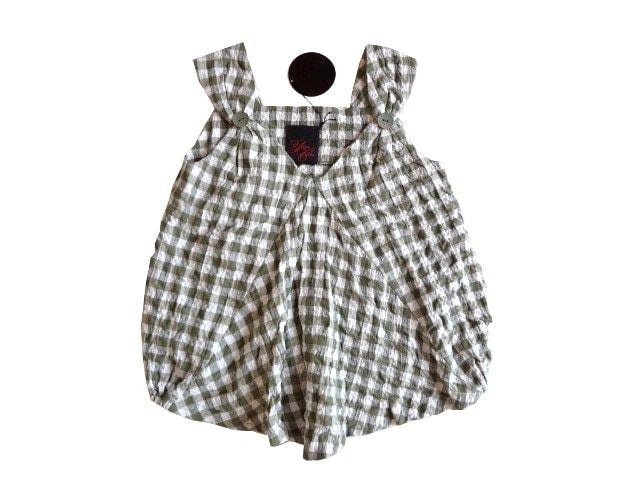 新品 Yasue Carter ヤスエカーター  ノースリーブ ブラウス  < 女性ファッションの
