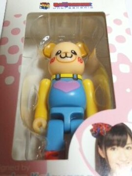 AKB48 ベアブリック ストラップ 片山陽加 非売品
