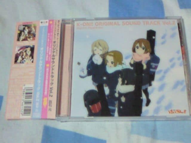 CD けいおん!! オリジナルサウンドトラック Vol.2 百石元  < CD/DVD/ビデオの