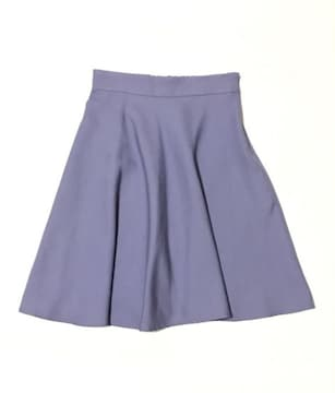ROPEロペピクニックフレアースカート暗水色(M)新品