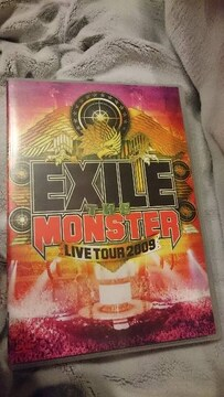 "EXILE「LIVE TOUR 2009""THE MONSTER""」DVD2枚組"