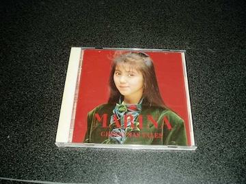 CD「渡辺満里奈/CHRISTMAS TALES」クリスマステイル 87年盤