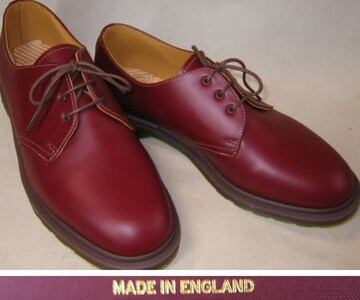 イングランド製ドクターマーチン英国製3ホール14644601英国uk8