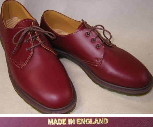 イングランド製ドクターマーチン英国製3ホール14644601英国uk8  < ブランドの